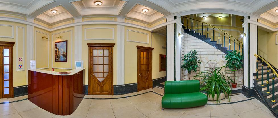 гостиница в Астрахани