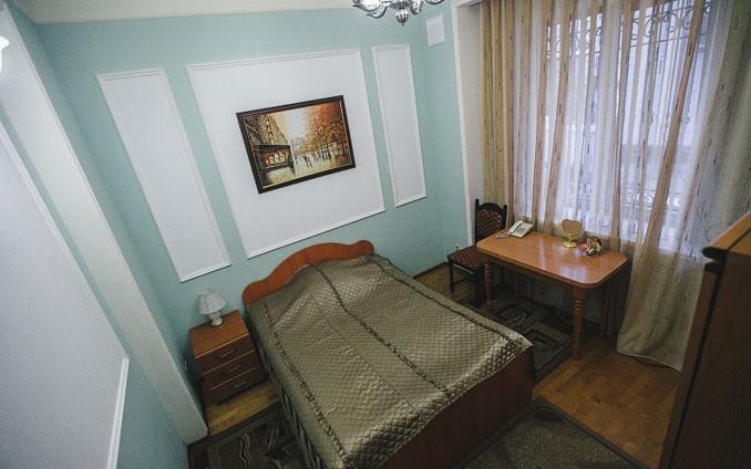 гостиницы астрахани цены